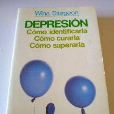 Libros de segunda mano: DEPRESION WINA STURGEON. Lote 242080855