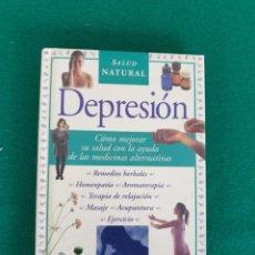 Libros de segunda mano: LA DEPRESION. Lote 243006980