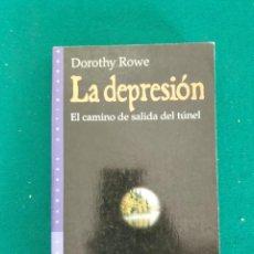 Libros de segunda mano: LA DEPRESION. Lote 243007585