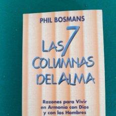 Libros de segunda mano: LAS 7 COLINAS DEL ALMA. Lote 243012135