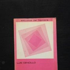 Libros de segunda mano: EL INCONSCIENTE - LUIS CENCILLO. Lote 243905805