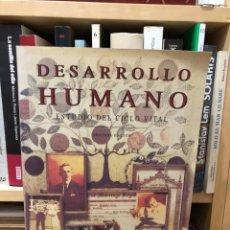 Libros de segunda mano: DESARROLLO HUMANO. ESTUDIO DEL CICLO VITAL. F. PHILIP RICE. EDITA PRENTICE HALL. Lote 244444040