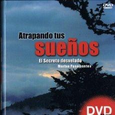 Libros de segunda mano: ATRAPANDO TUS SUEÑOS EL SECRETO DESVELADO ( LIBRO + DVD). Lote 244844305