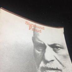 Libros de segunda mano: SIGMUND FREUD 1856 - 1939. UNA EXPOSICIÓN DEL GOETHE - INSTITUT 1972 CATÁLOGO. Lote 245089675