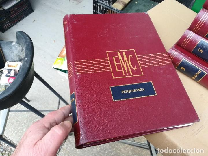 Libros de segunda mano: EMC PSIQUIATRIA -IDIOMA FRANCES - 6 TOMOS - ENCYCLOPEDIE MEDICO CHIRURGICALE - CJA 21-22 - Foto 2 - 245287590