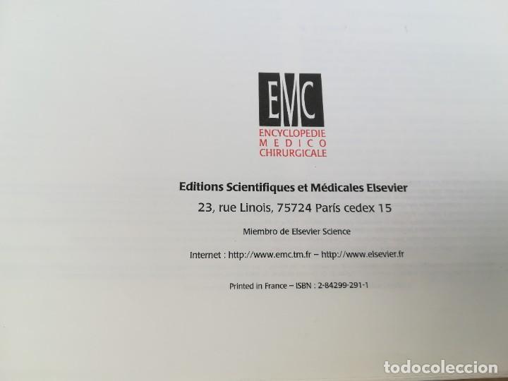 Libros de segunda mano: EMC PSIQUIATRIA -IDIOMA FRANCES - 6 TOMOS - ENCYCLOPEDIE MEDICO CHIRURGICALE - CJA 21-22 - Foto 5 - 245287590