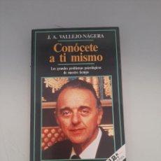 Libros de segunda mano: CONOCETE A TI MISMO. Lote 249256355