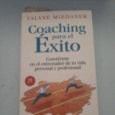 Libros de segunda mano: COACHING PARA EL EXITO. Lote 249416660