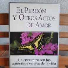 Libros de segunda mano: EL PERDÓN Y OTROS ACTOS DE AMOR, STEPHANIE DOWRICK, EDICIONES EDAF. Lote 252446800