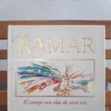 Libros de segunda mano: RAMAR EL CONEJO CON ALAS DE ARCO IRIS, DARRELL T. HARE,. Lote 252603285