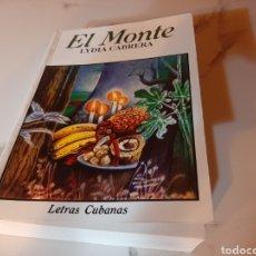 Libros de segunda mano: EL MONTE. Lote 252859435