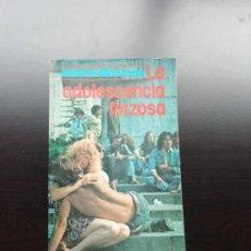 Libros de segunda mano: LA ADOLESCENCIA FORZOSA. Lote 257744050