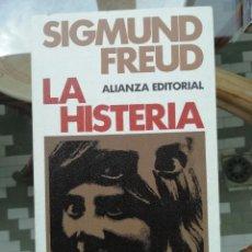 Libros de segunda mano: LA HISTERIA DE SIGMUND FREUD. Lote 258975950
