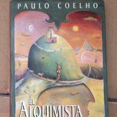 """Libros de segunda mano: LIBRO DE PAULO COELHO """"EL ALQUIMISTA"""". Lote 262288365"""