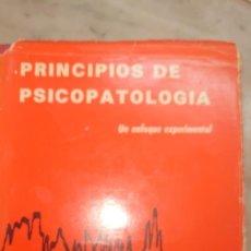 Libros de segunda mano: PRPM 49 PRINCIPIOS DE PSICOPATOLOGIA . BRENDAN MAHER. Lote 262326085