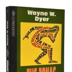 Libros de segunda mano: TUS ZONAS ERRÓNEAS - WAYNE W. DYER. Lote 263074830