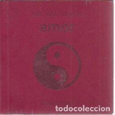 Libros de segunda mano: DAVID BAIRD-MIL VÍAS HACIA EL AMOR.ALHAMBRA.2003.. Lote 269397788