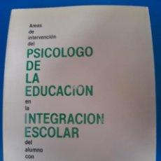 Libros de segunda mano: PSICOLOGO DE LA EDUCACION. Lote 269939533