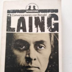 Libros de segunda mano: CONVERSACIONES CON RONALD LAING RICHARD EVANS. Lote 271543743