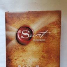 Libros de segunda mano: THE SECRET EL SECRETO RHONDA BYRNE. Lote 277844603