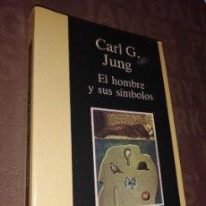 Libros de segunda mano: HOMBRE Y SUS SIMBOLOS, CARL GUSTAV JUNG. Lote 277852058