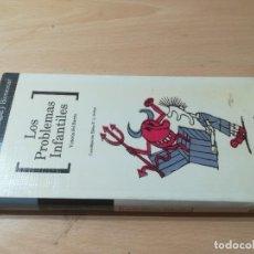 Libros de segunda mano: LOS PROBLEMAS INFANTILES / VICTORIA DEL BARRIO / AGUILAR / AL82. Lote 279438743