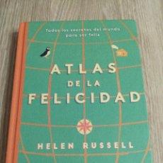 Libros de segunda mano: ATLAS DE LA FELICIDAD. HELEN RUSSELL.. Lote 282854463