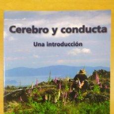 Libros de segunda mano: CEREBRO Y CONDUCTA. UNA INTRODUCCIÓN / BRYAN KOLB - IAN Q. WHISHAW / 2002. Lote 286773603