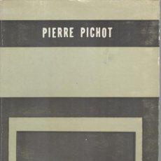 Libros de segunda mano: PIERRE PICHOT: LOS TESTS MENTALES. Lote 287976708