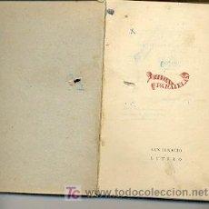 Libros de segunda mano: 27-60. DOS HOMBRES, EL SANTO Y EL HEREJE. SAN IGNACIO Y LUTERO. Lote 5876631