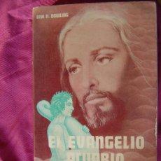 Libros de segunda mano - El Evangelio Acuario - Levi H. Dowling - 27459221