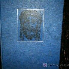 Libros de segunda mano: VIDA,PASION Y MUERTE DE NUESTRO SEÑOR JESUCRISTO.56 GRABADOS DE ALBERTO DURERO.. Lote 27590107