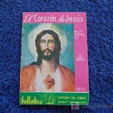 Libros de segunda mano: EL CORAZON DE JESUS - 1963 EDIT. SAL TERRAE. Lote 27348318