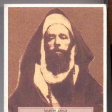 Libros de segunda mano: UN SANTO SUFÍ DEL SIGLO XX. EL SAIJ AHMAD AL-ALAWI --MARTIN LINGS-- (SUFISMO,ISLAM). ENVÍO: 2,50 € *. Lote 33923566