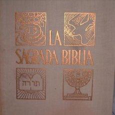 Libros de segunda mano: SAGRADA BIBLIA . Lote 7953006
