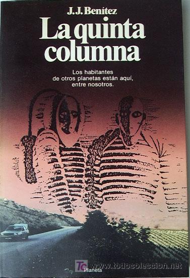 LA QUINTA COLUMNA DE JJ BENITEZ DOWNLOAD