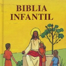 Libros de segunda mano: BIBLIA INFANTIL (RE-28). Lote 3439392
