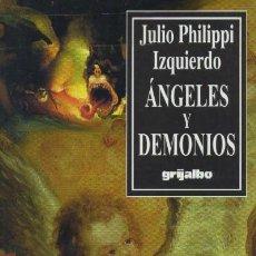 Libros de segunda mano: ANGELES Y DEMONIOS (RE-27). Lote 4599630