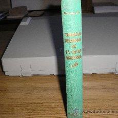 Libros de segunda mano: TENDENCIAS RELIGIOSAS DE LA CHINA MODERNA (WING - TSIT CHAN). Lote 26577842