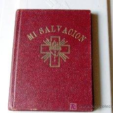 Libros de segunda mano: MI SALVACION ,1953. Lote 9137883