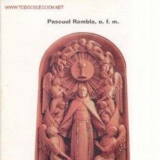 Libros de segunda mano: SAN PASCUAL BAYLON BAILON VILLARREAL CASTELLON TORREHERMOSA ZARAGOZA. Lote 26787064