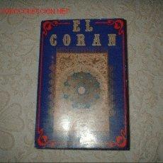 Libros de segunda mano: EL SAGRADO CORAN. Lote 27504100