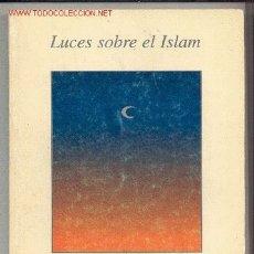 Libros de segunda mano: LUCES SOBRE EL ISLAM -HAMUDA ABDUL AATI- (MAHOMA, MUSULMANES, CORÁN, ÁRABES). ENVÍO: 2,50 € *.. Lote 26319059