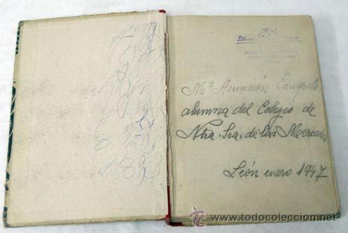 Libros de segunda mano: Catecismo mayor Segunda parte por Pío X Editorial Razón y Fé 1940 - Foto 2 - 222738303