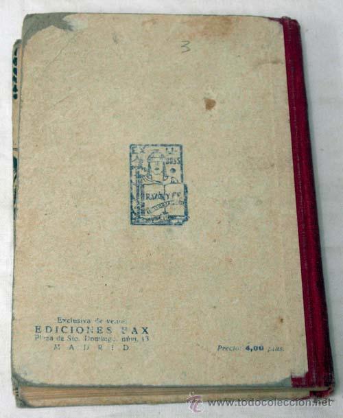 Libros de segunda mano: Catecismo mayor Segunda parte por Pío X Editorial Razón y Fé 1940 - Foto 5 - 222738303