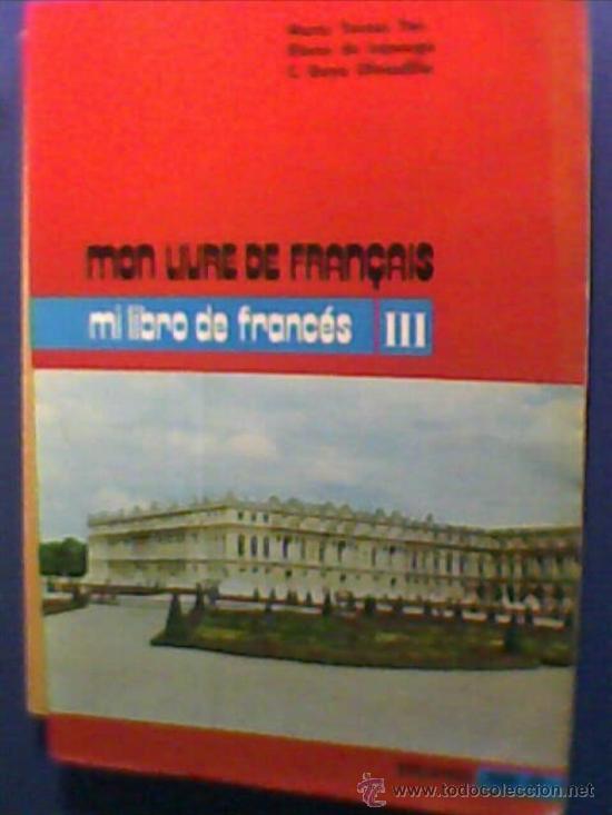 Mon Livre De Francais 8 º E G B Edelvives Libro Sold
