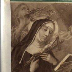 Libros de segunda mano: SANTA RITA DE CASIA - PIA SOCIEDAD SE SAN PABLO - LUIS DE MARCOS, PBRO - 1942. Lote 13686192