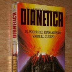 Libros de segunda mano: DIANÉTICA POR L. RONALD HUBBARD DE NEW ERA PUBLICATIONS EN MADRID 1987. Lote 17272091