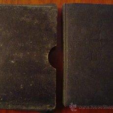 Libros de segunda mano: MISAL DIARIO COMPLETO, EDITORIAL REGINA S.A, AÑO DE PUBLICACIÓN 1963. Lote 24219837