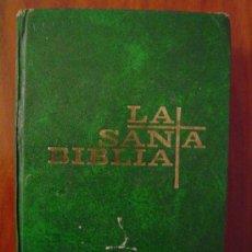 Libros de segunda mano: LA SANTA BIBLIA, EDITORIAL EDICIONES PAULINAS, AÑO 1985,. Lote 15019279